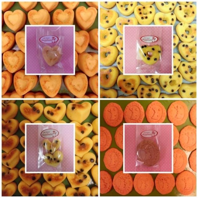 季節限定の焼き菓子販売中です♪(^◇^)